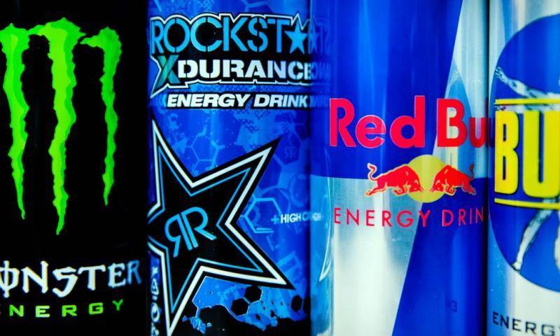 Onderzoek naar effecten van energiedrankjes