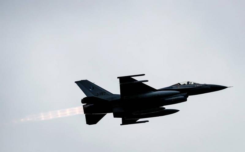 Belgen onderscheppen Russische bommenwerpers