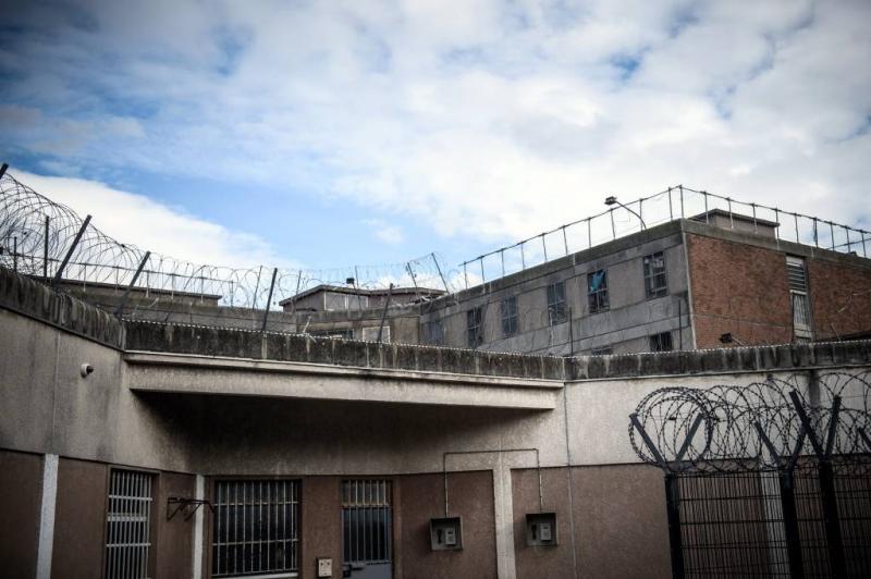 Personeel blokkeert Franse gevangenissen