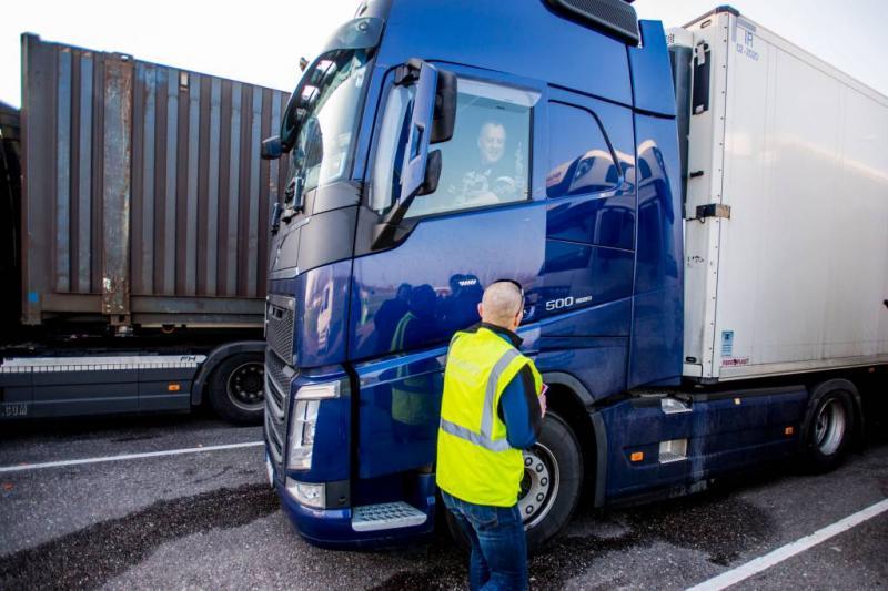 Tekort aan vrachtwagenchauffeurs loopt op