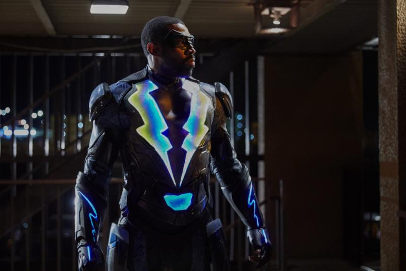 Black Lightning: Cress Williams