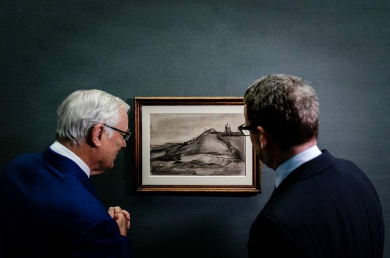 Twee tekeningen blijken Van Goghs