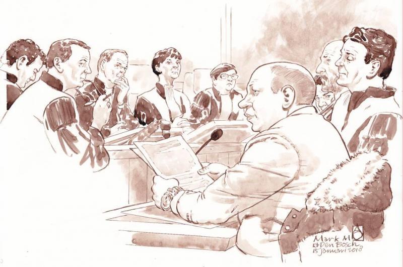 OM: 'Politiemol' besodemieterde collega's