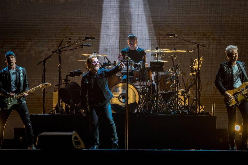 U2 komt weer naar Nederland
