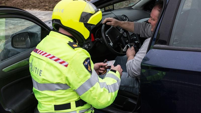 Duitser gepakt met 7 kg hennep (Foto: Stockfoto politie.nl)