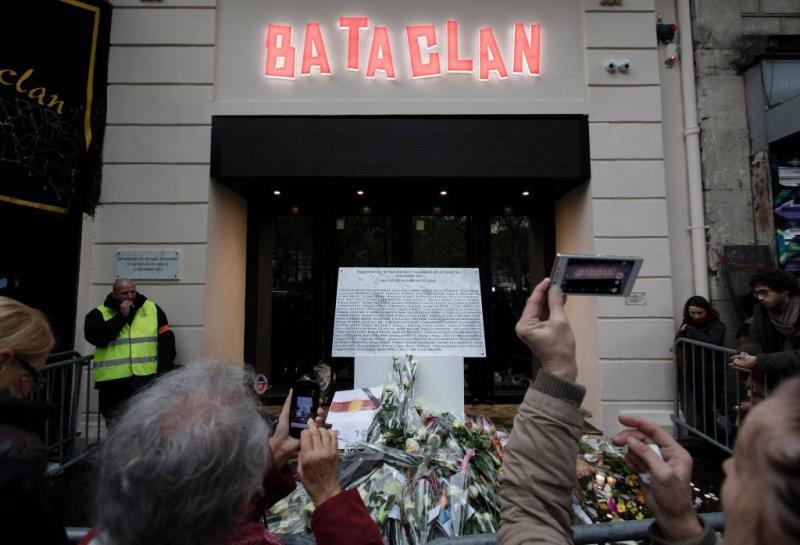 'Film Bataclan zal zeker vertoond worden'