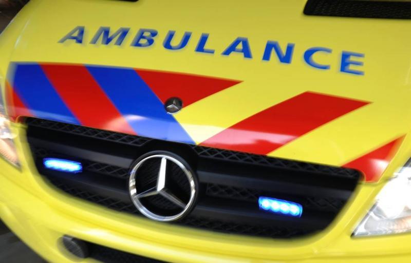 Ambulancepersoneel toch in actie