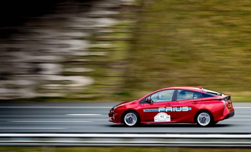 'Nederland voorbereid op zelfrijdende auto'