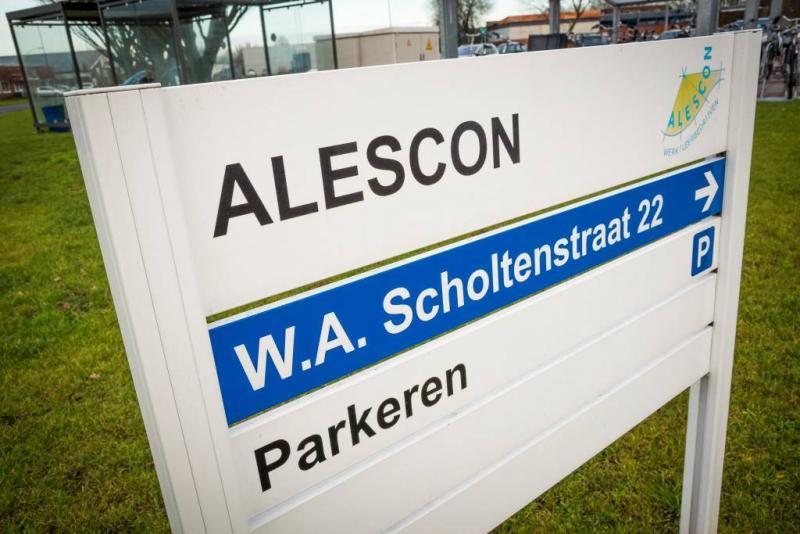 Medewerkers Alescon alsnog in vaste dienst