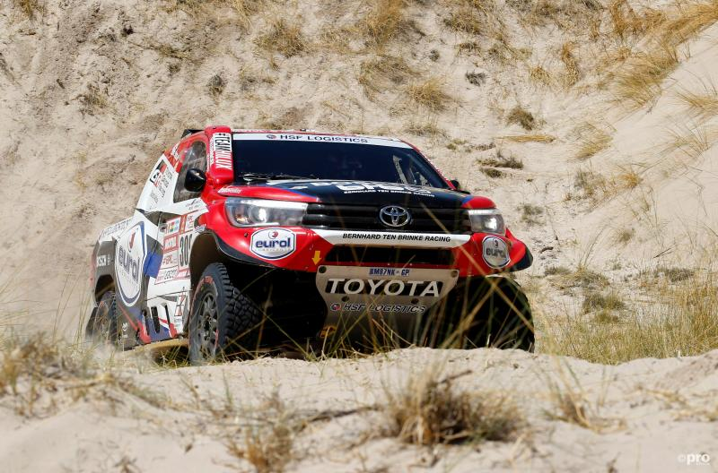 Ten Brinke schrijft historie in Dakar Rally (Foto: Pro Shots/Action Images)