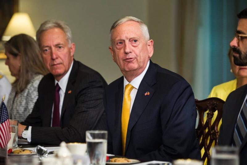 Pentagon gaat geen nieuw Syrisch leger trainen