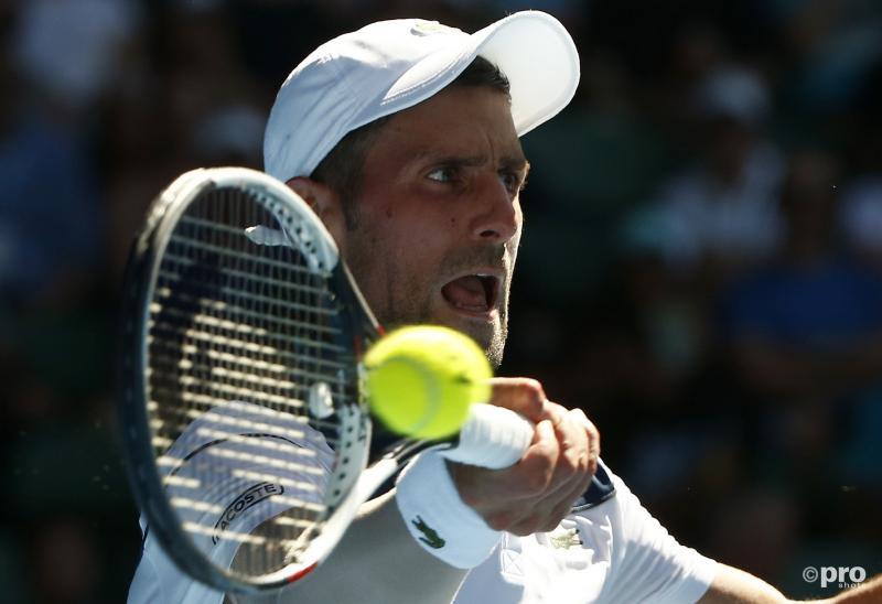 Djokovic klopt Monfils op Australian Open (Pro Shots / Action Images)