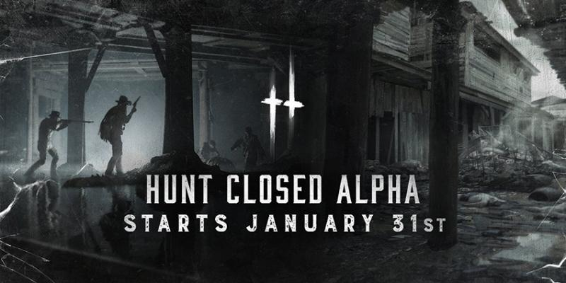 Hunt: Showdown closed beta