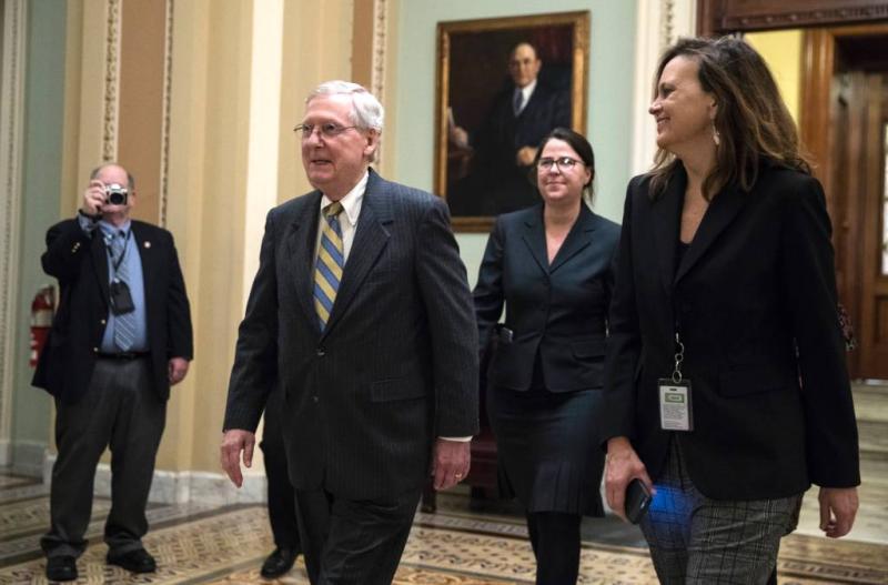 'Shutdown' overheid VS in gang gezet