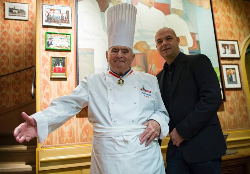 Franse topkok Paul Bocuse is overleden