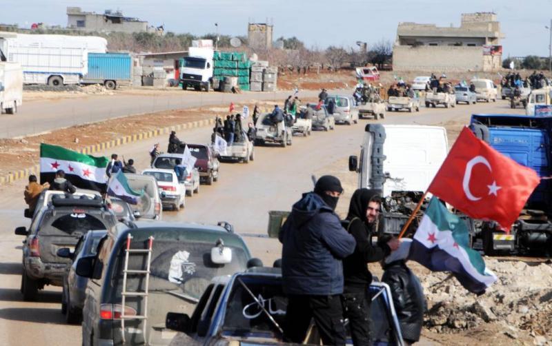 Moskou wil eind aan Turkse actie in Syrië