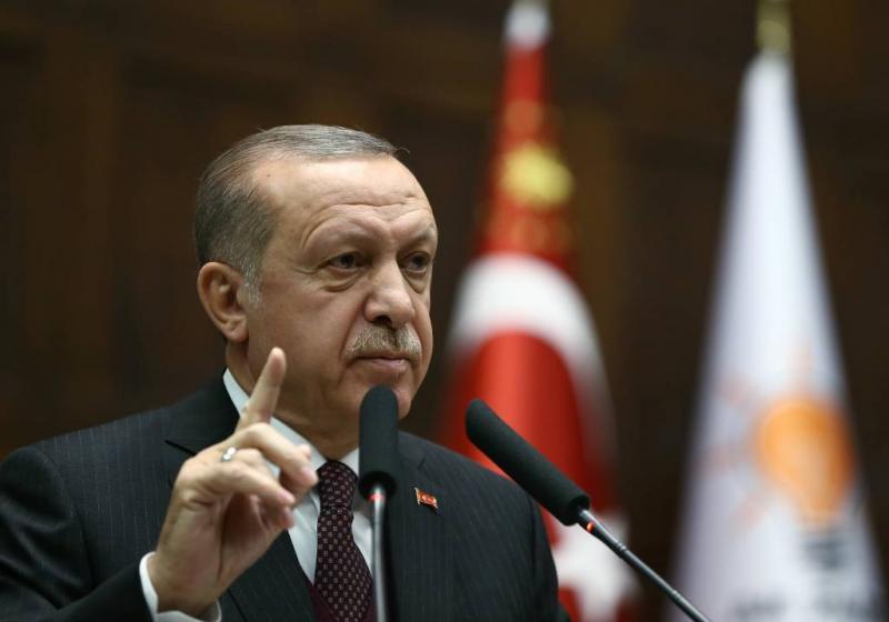 Erdogan rept van begin grondoffensief Syrië