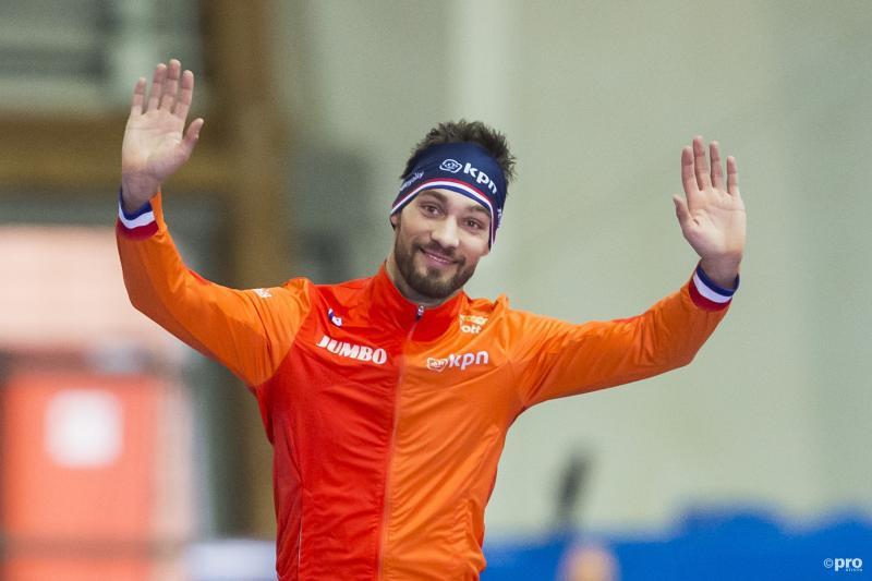 Nuis wint ook in Erfurt (Foto: Pro Shots/Erik Pasman)