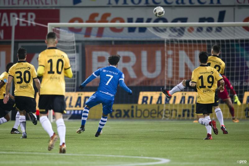 Snelle goal Mokhtar helpt PEC langs NAC (Foto: Pro Shots/Niels Boersema)
