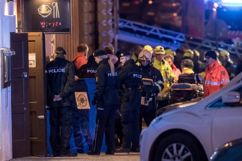 Dodental hotelbrand Praag omhoog