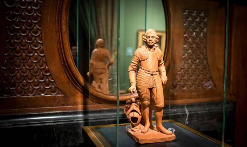 'Beeld Mauritshuis niet weg maar vervangen'