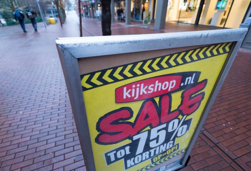 Kijkshop sluit al zijn winkels