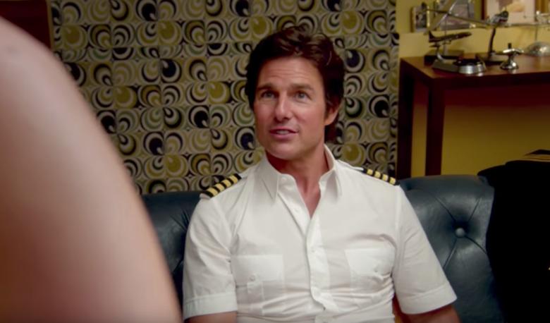American Made Tom Cruise