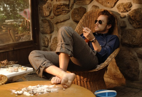 Heath Ledger in I'm Not There. (2007)