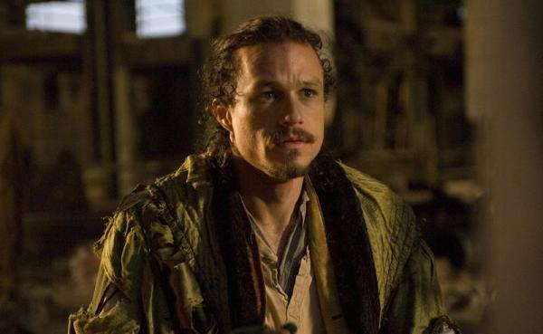 Heath Ledger in The Imaginarium of Doctor Parnassus (2009)