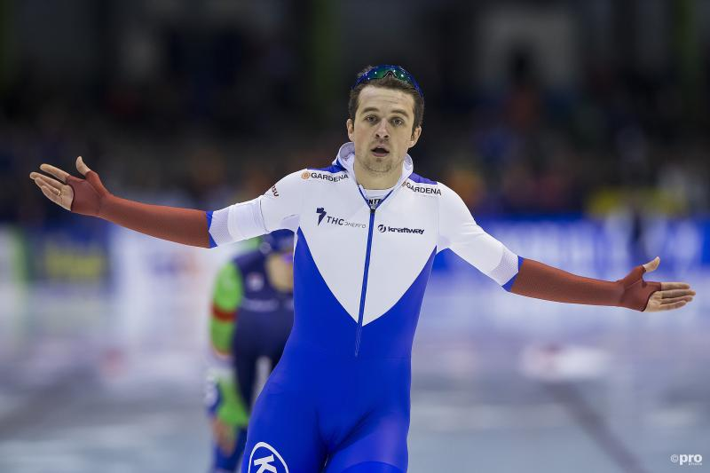 'Yuskov mag niet schaatsen op Spelen' (Pro Shots / Erik Pasman)