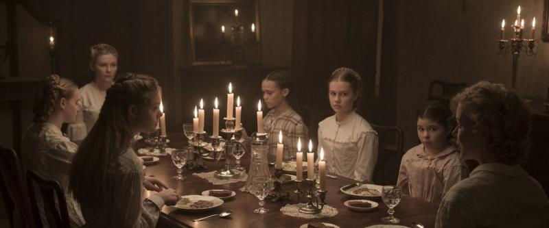 The Beguiled dinner