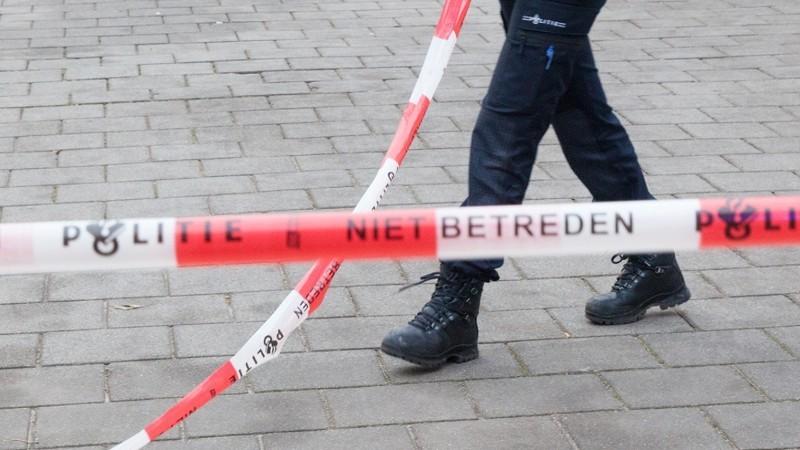 2 arrestaties na schietpartij Amsterdam (Foto: Stockfoto politie.nl)