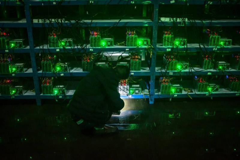 Gestolen bitcoin-miners teruggevonden