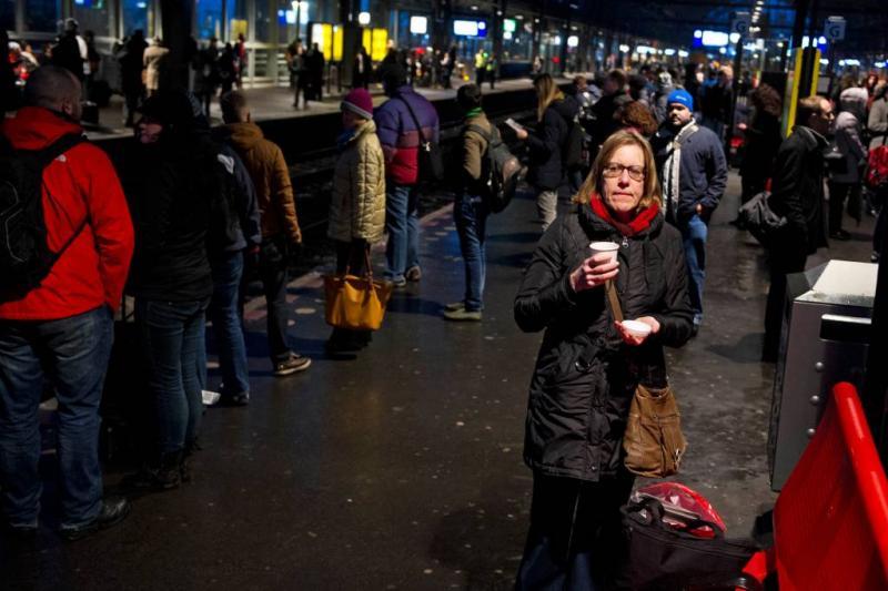 Een derde meer treinstoringen in 2017