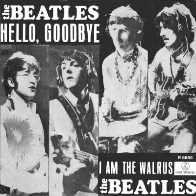02 The Beatles - Hello Goodbye