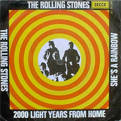 03 The Rolling Stones - She's A Rainbow