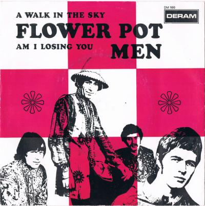 06 Flower Pot Men - A Walk In The Sky
