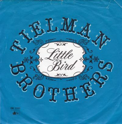 07 Tielman Brothers - Little Bird
