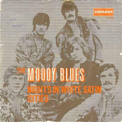 09 The Moody Blues - Nights In White Satin