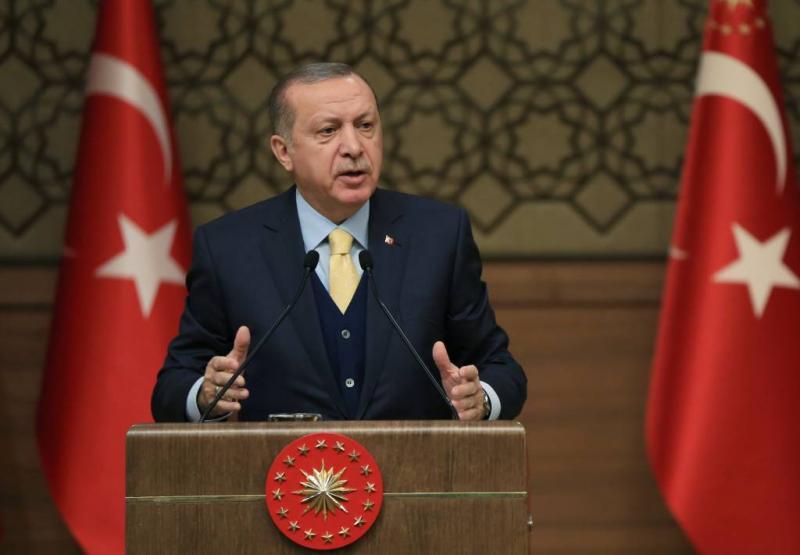 Erdogan wil Turkse aanval in Syrië uitbreiden