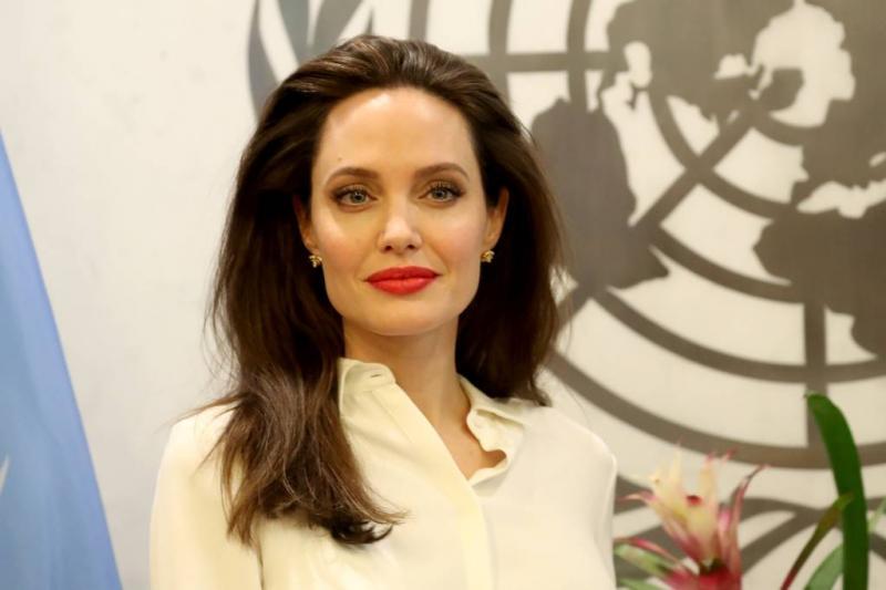Angelina Jolie: meer geld voor vluchtelingen
