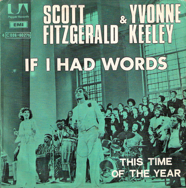 01 Scott Fitzgerald & Yvonne Keeley - If I Had Words