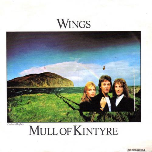 02 Wings - Mull Of Kintyre
