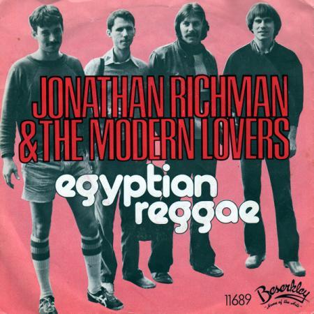 03 Jonathan Richman & the Modern Lovers - Egyptian Reggae