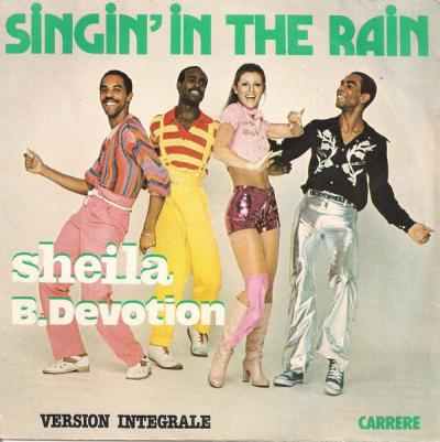 04 Sheila B. Devotion - Singin' In The Rain