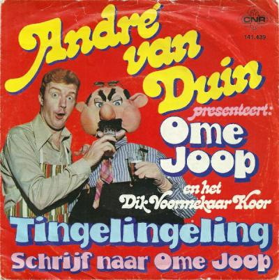06 Ome Joop en het Dik Voormekaar Koor - Tingelingeling