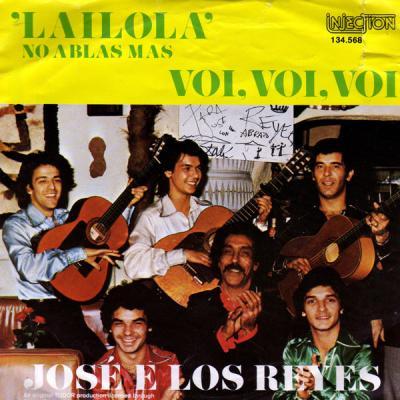 09 José e Los Reyes - Lailola (No Ablas Mas)