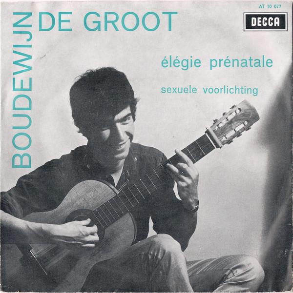 Boudewijn de Groot - Élégie Prénatale (1964)