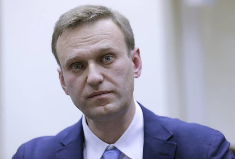Politie Moskou doet inval bij oppositieleider