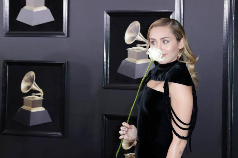 Niet alle artiesten Grammy's dragen witte roos